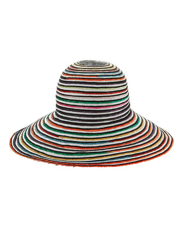 Missoni Mare Stripe Sun Hat