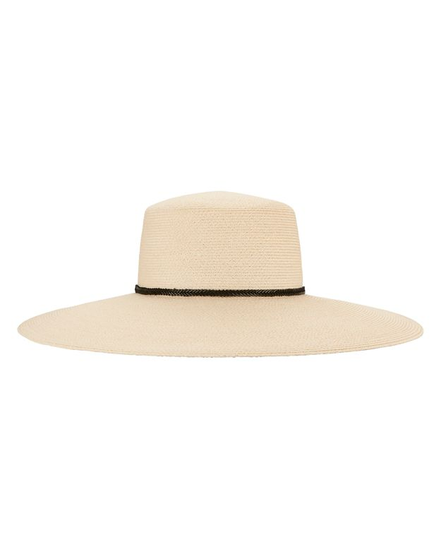 Eugenia Kim Loulou Wide Brim Hat