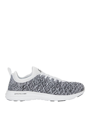 TechLoom Phantom Pro Grey Performance Sneakers