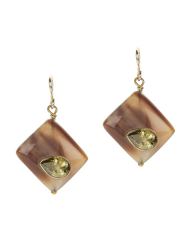 Ashley Pittman Sanamu Earrings