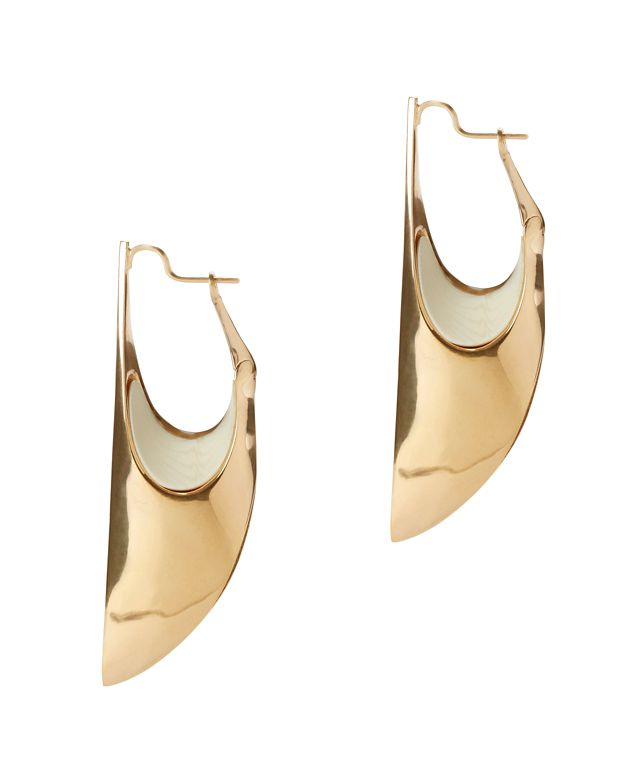 Maiyet Concave Earrings