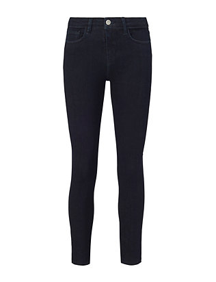 L'Agence Margot Eclipse High-Rise Ankle Skinny Jeans