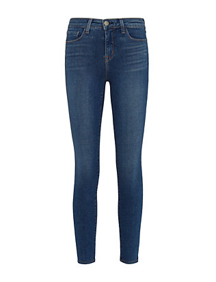 Margot Vintage High-Rise Ankle Skinny Jeans