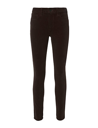 L'Agence Margot High Rise Cord Skinny