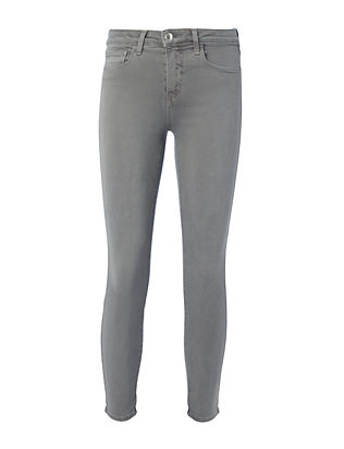 L'Agence Margot High-Rise Skinny: Grey