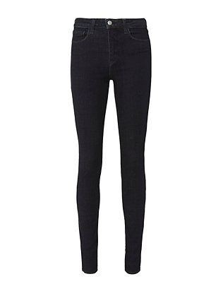 L'Agence Marguerite High-Rise Eclipse Skinny Jeans