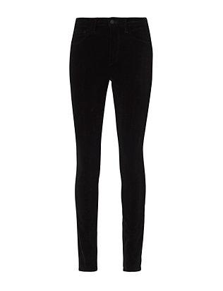 Marguerite Velvet Skinny Jeans