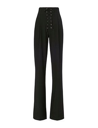 Estrada Lace-Up Trousers
