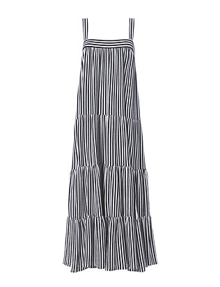 MDS Stripes Wyatt Stripe Dress