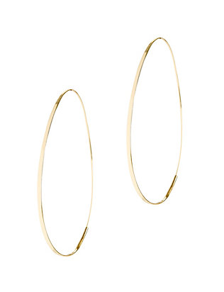 Lana Jewelry Medium Tear Hoops