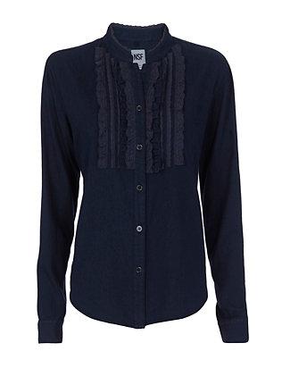 Crochet Bib Shirt