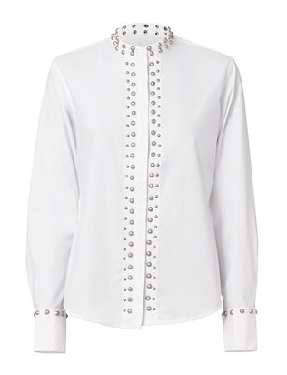 NSF EXCLUSIVE Studded Poplin Shirt