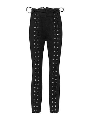 Kingsley Lace Front Pants