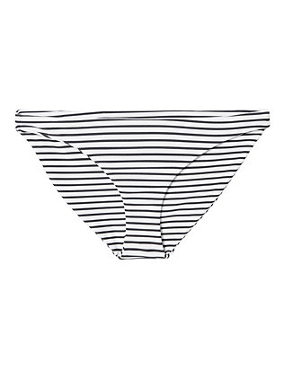 Vintage Sailor Stripe Bikini Bottom- FINAL SALE