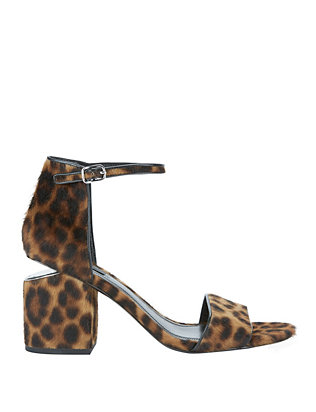 Alexander Wang Abby Haircalf Sandals