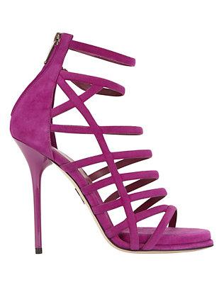 Ziya Suede Sandals