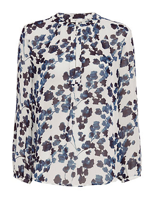 Joie Blossom Print Blouse