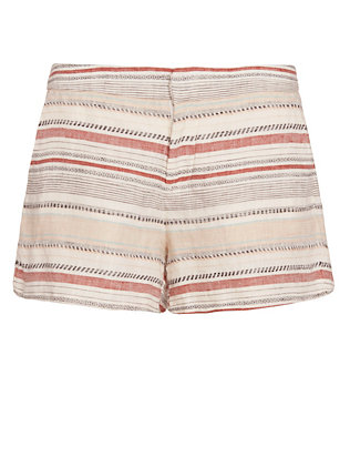 Joie Merci Multi Stripe Shorts