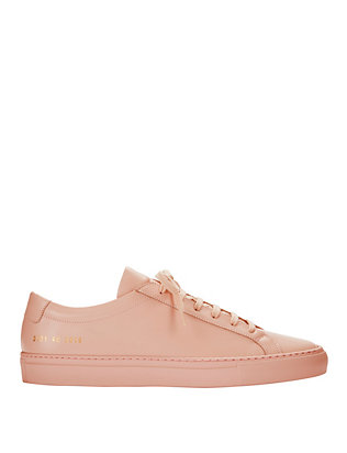 Common Projects Achilles Lace-Up Leather Sneakers