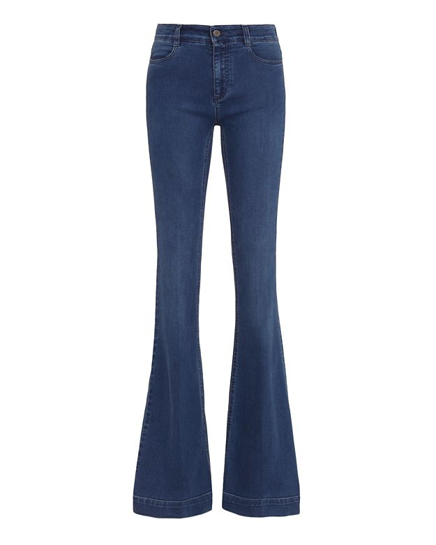 Stella McCartney 70's Denim Flare