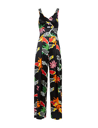 Isolda Bahia Cutout Jumpsuit