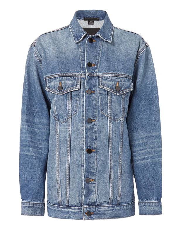 Alexander Wang Daze Denim Jacket