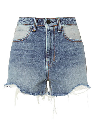 Alexander Wang Bite Cut Off Shorts