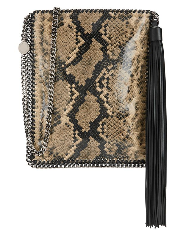 Stella McCartney Snake Print Crossbody