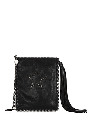 Star Tassel Shoulder Bag