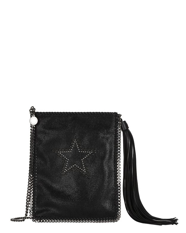 Stella McCartney Star Tassel Shoulder Bag