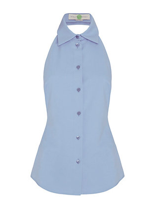 Stella McCartney Golding Shirt: Blue