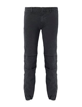Nili Lotan French Military Pant: Charcoal
