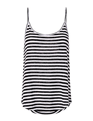 A.L.C. Johnny Stripe Tank