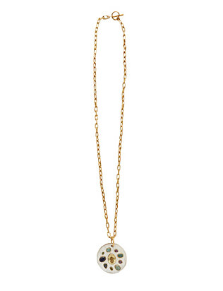 Ashley Pittman Taka Pendant Necklace