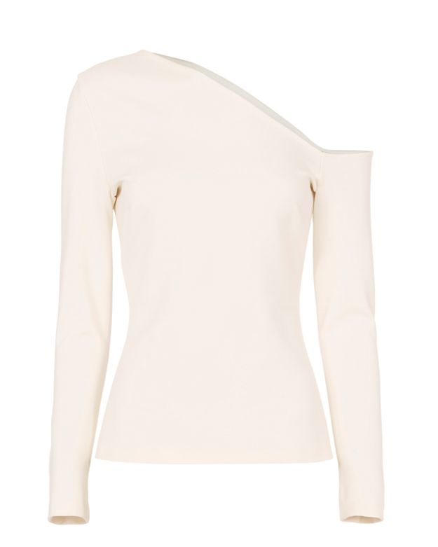 L'Agence Jenny One Shoulder Top