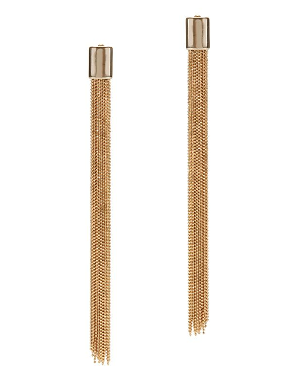 Rosantica Itaca Long Chain Earrings