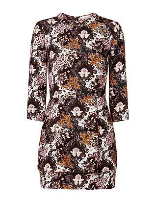 Tordi Print Dress