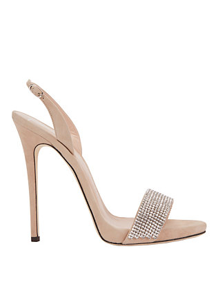 Sophie Crystal Sandals