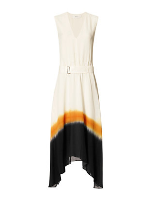 A.L.C. Deloro Tie Dye Maxi Dress