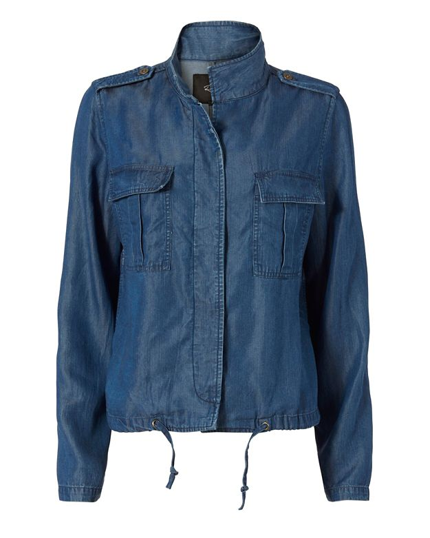Rails Maverick Denim Jacket