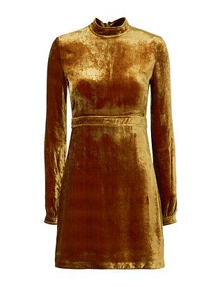 Gemma Velvet Dress