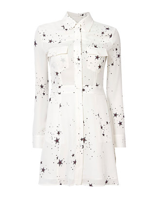 A.L.C. Pedro Star Blouse Dress