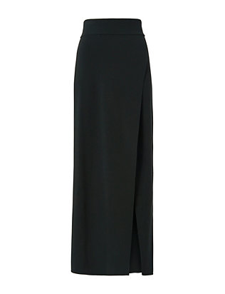A.L.C. Muller Cross Front Skirt