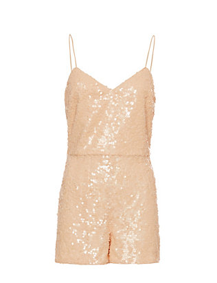 Jay Godfrey EXCLUSIVE Sequin Romper