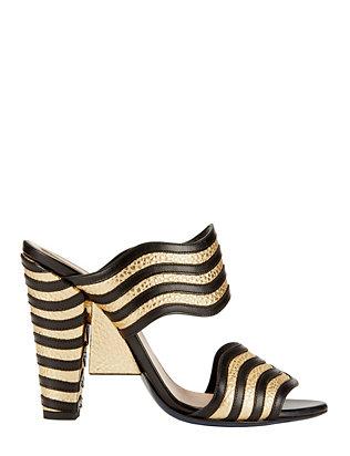 Fantasia Wave Heel Sandal