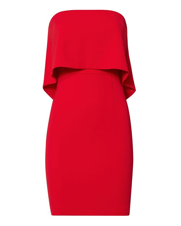 Jay Godfrey Vienna Strapless Dress