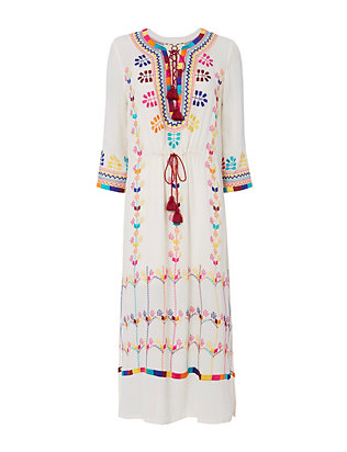 Figue Heidi Embroidery Dress