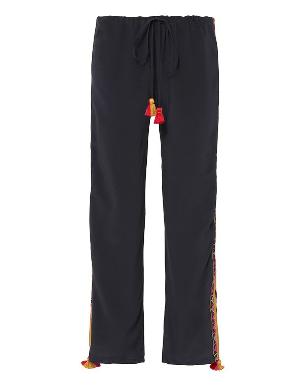Figue Goa Embroidery Pants