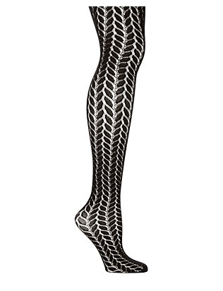 Emilio Cavallini Gigi Cable Tights