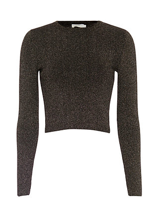 A.L.C. Rene Lurex Sweater